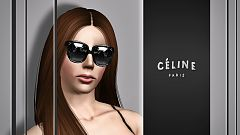 Sims 3 glasses, sunglasses, accessories