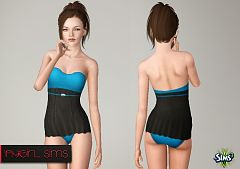 Sims 3 swimsuit