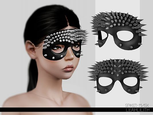 Sims 3 mask, accessory