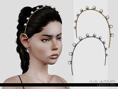 Sims 3 headwear, accessory, jewelry