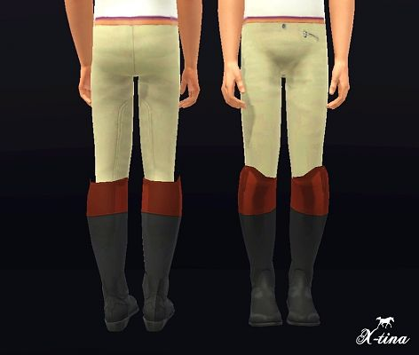 Sims 3 pants, fashion