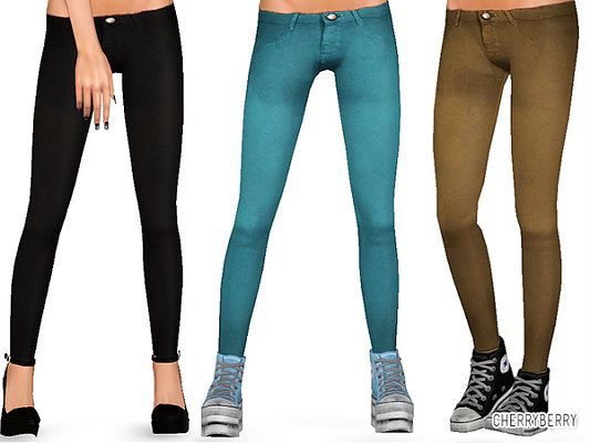 Sims 3 pants, trousers