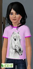 Sims 3 cloth, clothes, fashion, top, kids