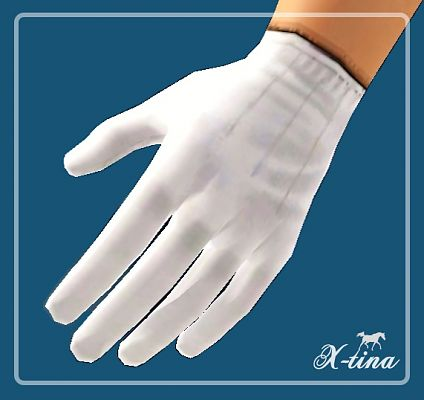 Sims 3 gloves, accessory