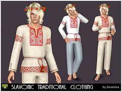 Sims 3 shirt, outfit