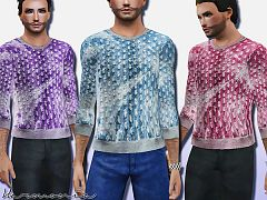 Sims 3 shirt, sweater, top