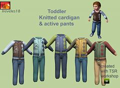 Sims 3 cloth, clothes, toddler, fashion