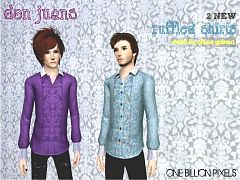 Sims 3 shirt, male, cloth, clothes, fashion