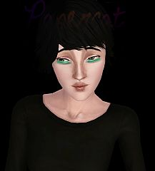 Sims 3 makeup, eyeshadow