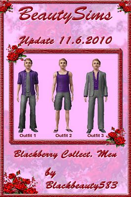 Sims 3 cloth, clothes, recolors