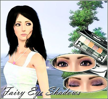 Sims 3 eyes, eyeshadow, makeup