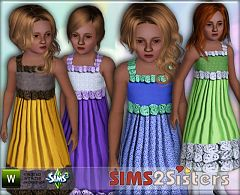 Sims 3 children, outfit, clothing, clothes, fashion
