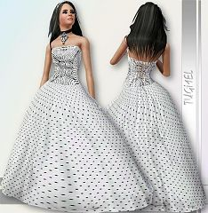 Sims 3 cloth, clothes, dress, fashion