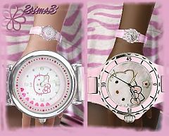Sims 3 watch, hello kitty, jewelry