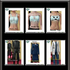 Sims 3 cloth, clothes, fashion