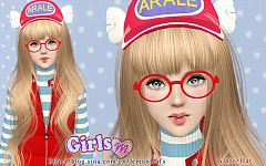 Sims 3 glasses, hat, accessories
