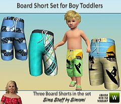 Sims 3 short, pants, bottom, cloth, clothes, fashion, males