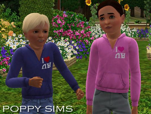 Sims 3 cloth, clothes, child, fashion