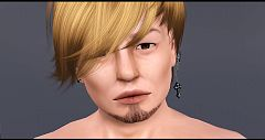 Sims 3 facial hair, beards, genetics