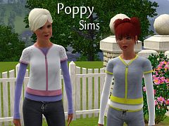 Sims 3 cloth, top, fashion