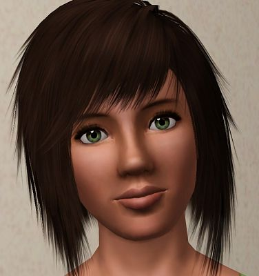 Sims 3 eyes, genetics, female