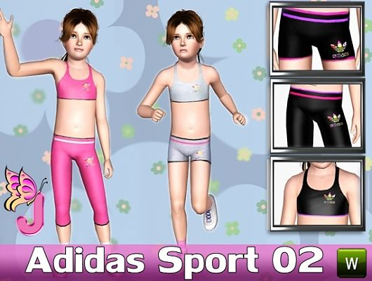 Sims 3 athetic, outfit, fashion, female, child