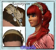 Sims 3 accessories, female, fashion