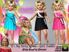 Sims 3 dress, cloth, clothes, outfit