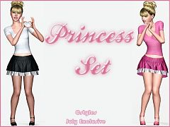 Sims 3 outfit, fashion, clothing, female, shoes, nails