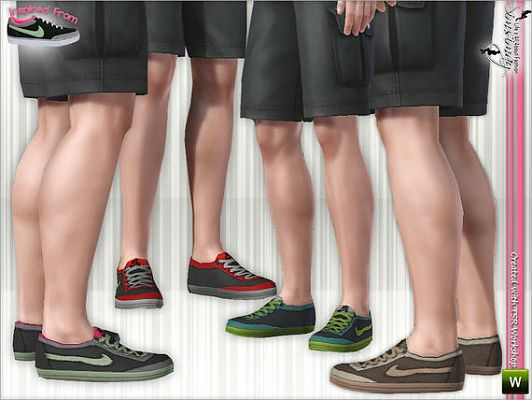 Sims 3 sneakers, sport, shoes