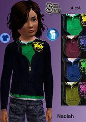 Sims 3 children, clothing, fashion, outfit, boy