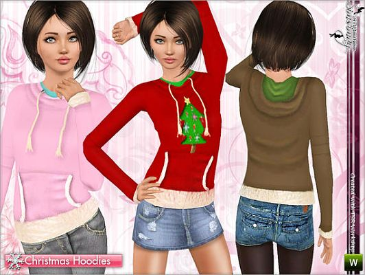 Sims 3 top, cloth, clothing, fashion