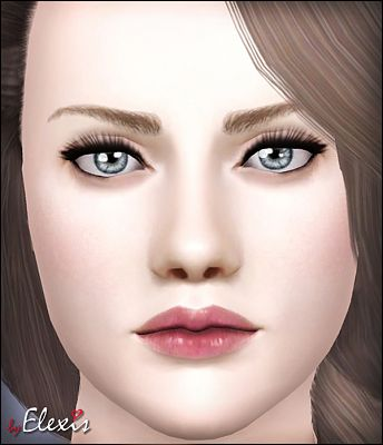 Sims 3 eyes, brows, genetics