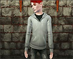 Sims 3 hoodie, sweater, male