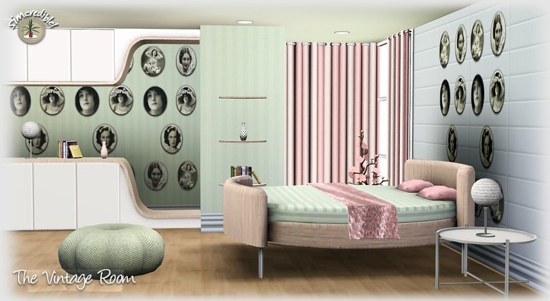Sims 3 teen bedroom ideas images for Sims 3 bedroom designs
