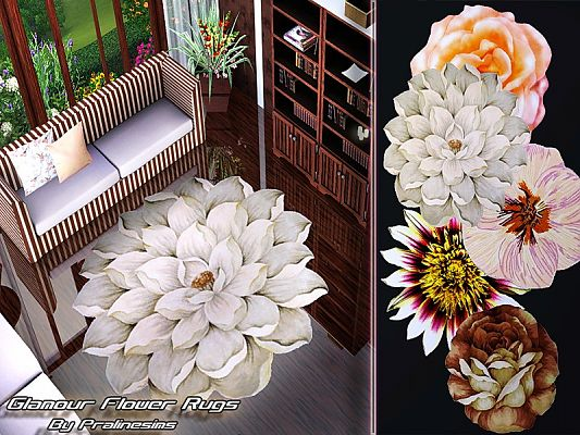 Sims 3 rugs, decor, objects