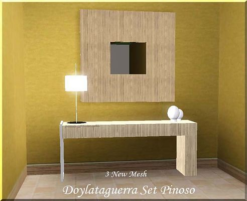 Sims 3 set, furniture, objects