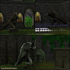 Sims 3 cemeteries, windows, walls