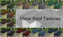 Sims 3 roof, build, arhitecture