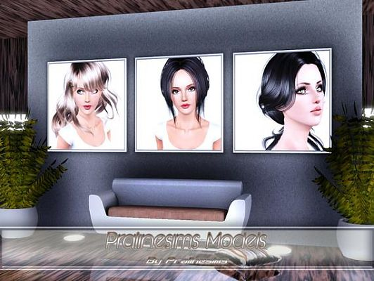 Sims 3 posters, paintins, decor, objects