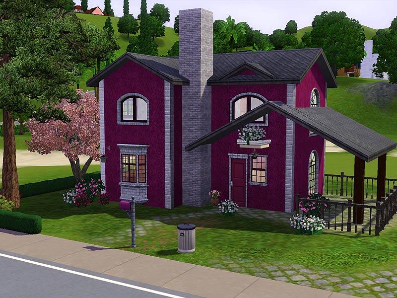 133Как сделать маленький дом на дереве