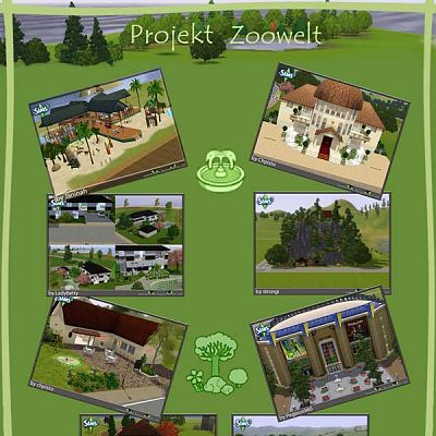 Sims 3 house, lot, residential, community, comercial