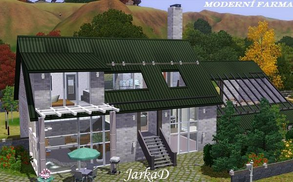 Sims 3 residential, lot, building, house, appartment