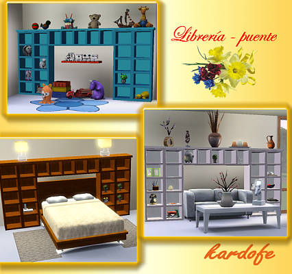 Sims 3 shelf, multifunctional, furniture, objects, decor