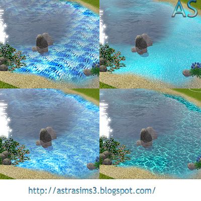 Sims 3 terrain paints
