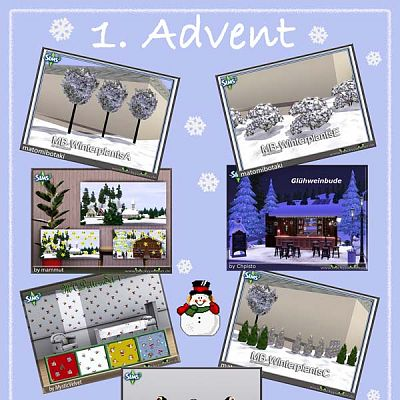 Sims 3 terrain paints, snow, lot, community, decor, objects