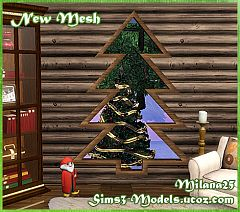 Sims 3 window, build, object