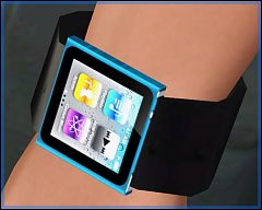 Sims 3 watch, electronics
