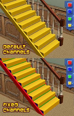 Sims 3 stair, stairs, build, arhitecture