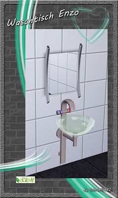 Sims 3 vanity, bathroom, objects